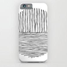 Circle : Vertical / Horizontal iPhone 6s Slim Case