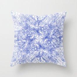 CPU (Dark T-shirt Version) Throw Pillow