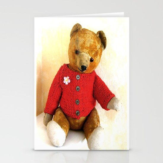 Teddy`s     50. Birthday Stationery Cards