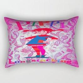 Pippi's World Rectangular Pillow