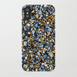Pebbles in Color iPhone Case