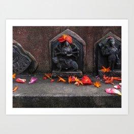 Offerings Art Print