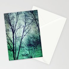 Wintergreen Twilight Stationery Cards
