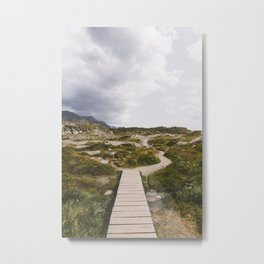 Wanderlust w/o Type Metal Print