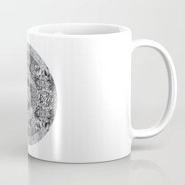 Sur-Rounding-Paths Coffee Mug