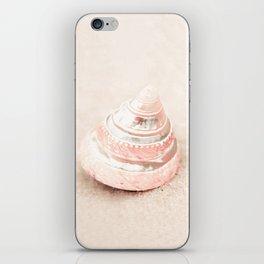 Pink Chiffon iPhone Skin