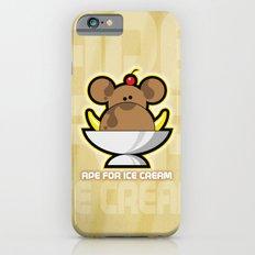 Ape for Ice Cream iPhone 6s Slim Case