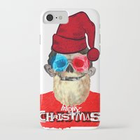 xmas iPhone & iPod Cases featuring Xmas by Marko Köppe