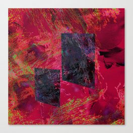 Abstract-art geometric Canvas Print