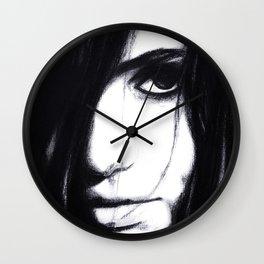Look me in the eye. Wall Clock