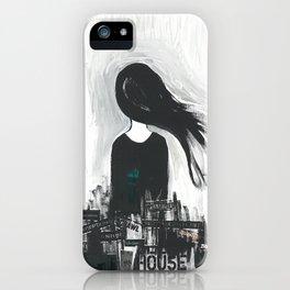 Sketch Series 002 iPhone Case
