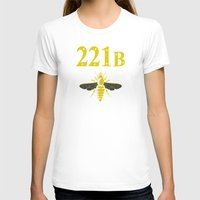 221b T-shirts featuring 221B(ee) by sirwatson