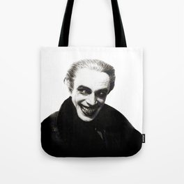 The Men Who Laugh Tote Bag