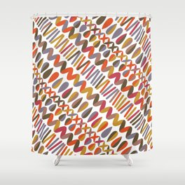 linea 01 Shower Curtain
