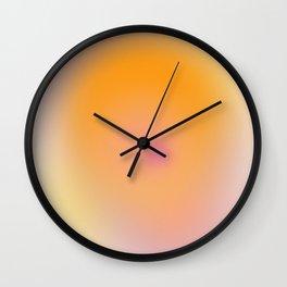 Candlelight Wall Clock