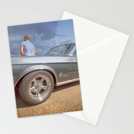 MUSTANG 302 Stationery Cards