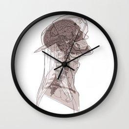 MGR Monsoon  Wall Clock