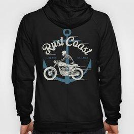 Rust Coast Hoody