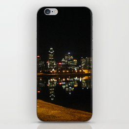 Montreal before the condos iPhone Skin