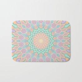 Crystal Magic - Mandala Art Bath Mat