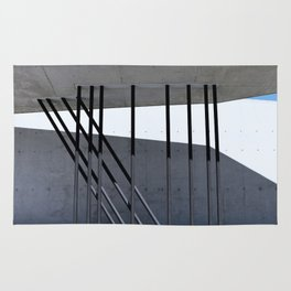 Architecture in Line Rug