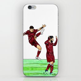 Bobby and Mo iPhone Skin