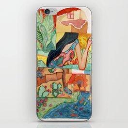 Jungle Fever iPhone Skin