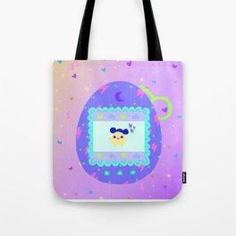 Tamagotchi Tote Bag