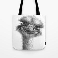 Hello-you ostrich sk130 Tote Bag