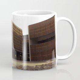 Palau de Congressos Coffee Mug