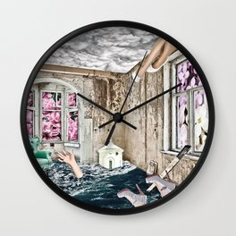 Astral Room Wall Clock