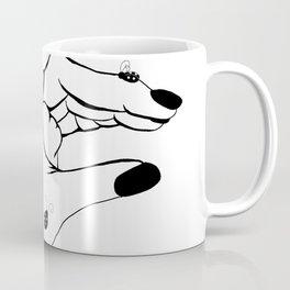 Crawling on my Skin Coffee Mug