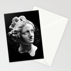 Sculpture Head Stationery Cards