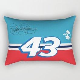 Richard Petty 43 NASCAR Rectangular Pillow