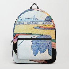 Gerda Wegener - Eros pleasure 08 - Digital Remastered Edition Backpack