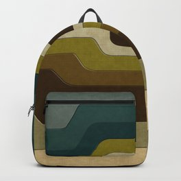 """Retro Lines"" Backpack"