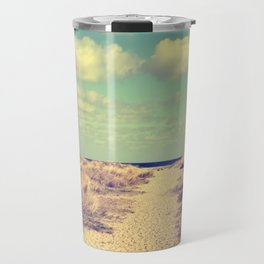 Beach whisper Impression Travel Mug