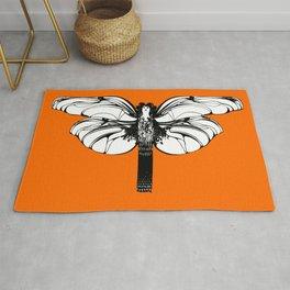 "Koloman (Kolo) Moser ""Butterfly design"" (4) Rug"