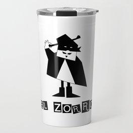 EL ZORRO Travel Mug