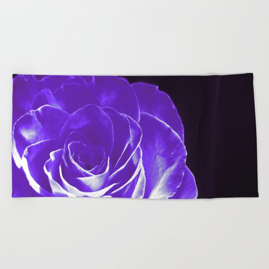 Colours Rose W Beach Towel