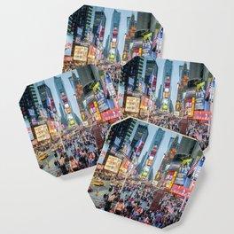 Times Square Tourists Coaster