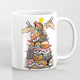 Sushi Party Coffee Mug