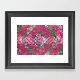 beth Framed Art Print