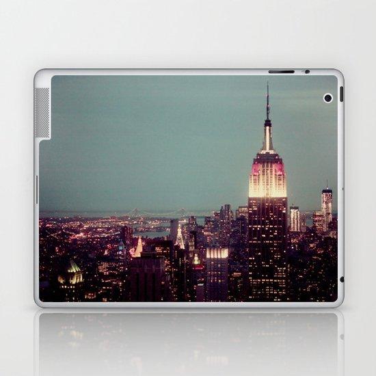 Empire State Laptop & iPad Skin