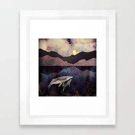 Bond Framed Art Print