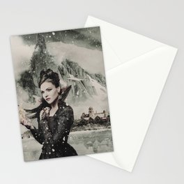 Frozen Theme 2 Stationery Cards
