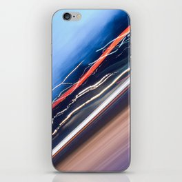 Motion iPhone Skin