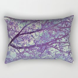 forest 2 #forest #tree Rectangular Pillow