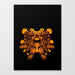 A Crown Canvas Print