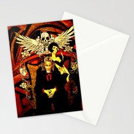 one piece legend Stationery Cards